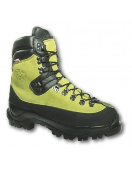 Scafell Class 2 (24m/s) Chainsaw Boot - Lime EN ISO 20345 S2 & EN ISO 17249