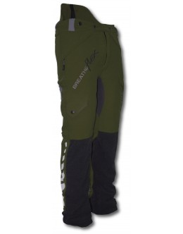 AT4010 Breatheflex Type A Class 1 Trousers - Olive  EN381-5