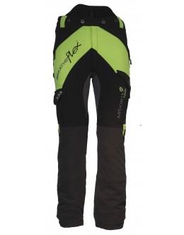 AT4010 Breatheflex Type A Class 1 Trousers  Lime/Black EN381-5