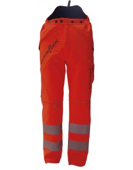 ATHV 4010 Breatheflex Type A Class 1 Trousers - Hi Vis Orange EN ISO 20471 and GO/RT 3279