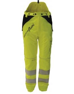ATHV 4010 Breatheflex Type A Class 1 Trousers - Hi Vis Yellow EN ISO 20471