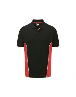 Silverstone Two Tone Poloshirt ( pack of 10 )