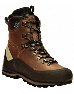 Scafell Lite Class 2 Chainsaw Boot Brown EN ISO 17249 Class 2 (24m/s)