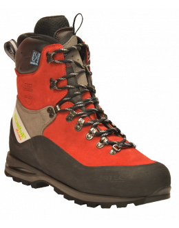 Scafell Lite Class 2 Chainsaw Boot - Red EN ISO 17249 Class 2 (24m/s)