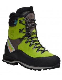 Scafell Lite Class 2 Chainsaw Boot   Lime  EN ISO 17249  (24m/s) EN ISO 20345